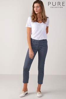 Pure Collection Capri Trouser