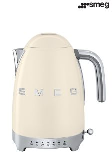 Smeg Cream Variable Temperature Control Kettle