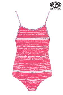 Animal Pheebs Petunia Pink Printed Swimsuit