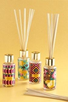 Set of 4 Floral Diffuser