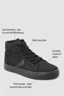 Cordura® High Tops (Older)