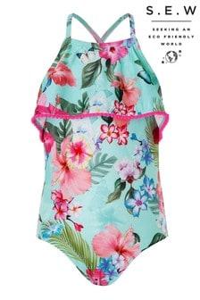 Monsoon S.E.W Fergie Flower Swimsuit