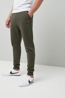 Спортивные брюки с нашивками