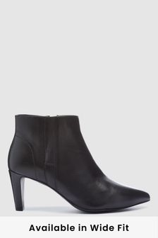 Forever Comfort Formal Ankle Boots