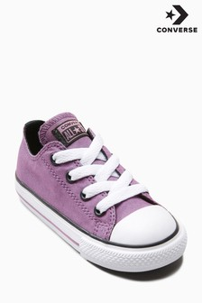 Converse Purple Chuck Ox