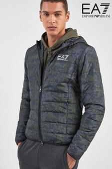 Emporio Armani EA7 Camo Padded Jacket