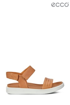 ECCO® Brown Sandal