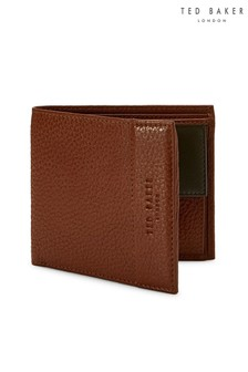Ted Baker Tan Bifold Wallet