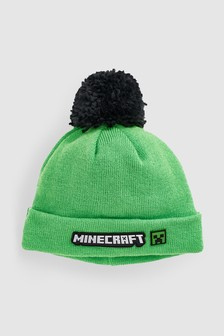 Minecraft Bobble Beanie (Older)