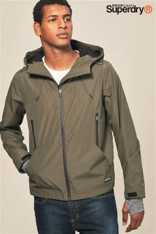 Superdry Khaki Tech Jacket