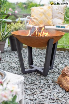 Icarus Fire Pit by La Hacienda