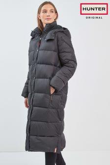 Hunter Black Original Long Coat