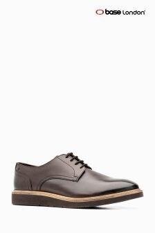 Base London® Brown Draco Lace-Up Shoe