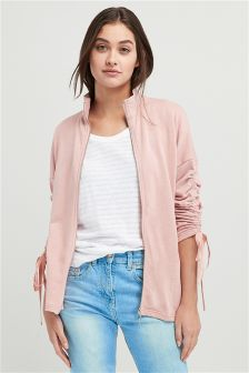 Ruched Jacket