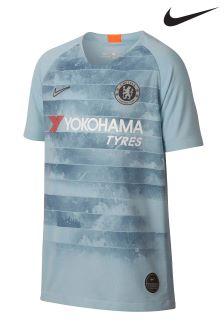 Nike Blue Chelsea FC 2018/19 Stadium Third Jersey