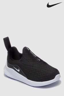 Nike Black Viale Slip On