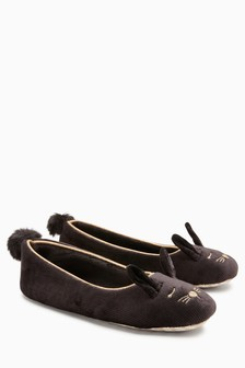 Character Ballerina Slippers