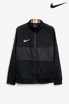 Nike Black Power Up Dri-Fit Jacket