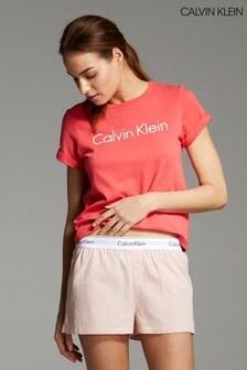 Calvin Klein Lounge Branded T-Shirt