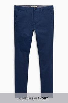 Эластичные брюки чинос
