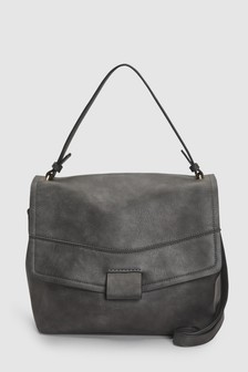 Fold-Over Shoulder Bag