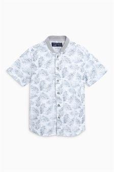 Short Sleeve Printed Baseball Shirt (3-16yrs)
