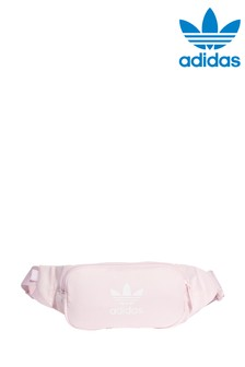 adidas Originals Pink Essential Cross Body Bag