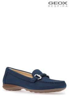 Geox Euxo Dark Royal Moccasin