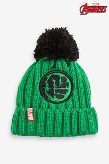 כובע גרב בעיטור פונפון בדוגמת ענק (ילדים)