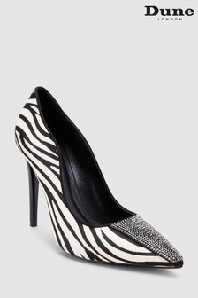 Dune Black/White Bengall Pointed Court