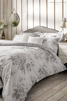 Cabbages & Roses Darcy Rose Cotton Duvet Cover