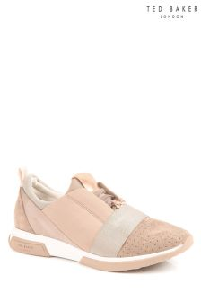 Ted Baker Light Pink Cepa Trainer
