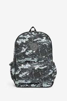 Splatter Print Bag