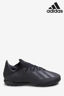 adidas Dark Script Black X Turf Football Boots