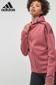 adidas Pink Zone Hoody