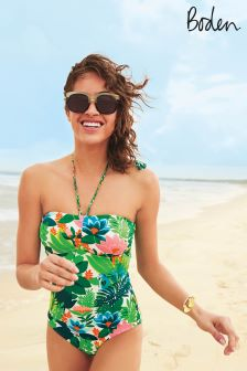 Boden Multi Tropical Rinella Swimsuit