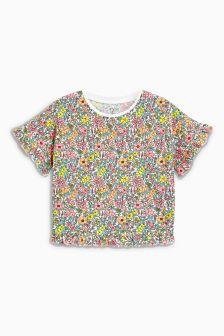 Ditsy T-Shirt (3mths-6yrs)
