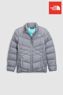 The North Face® Grey Andes Down Jacket
