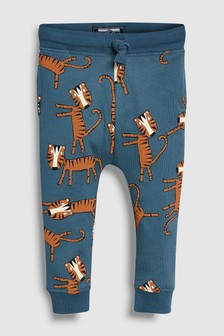 Tiger All Over Print Joggers (3mths-6yrs)