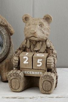 Bear Perpetual Calendar