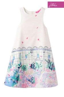 Joules Kew Boarder Trapeze Dress
