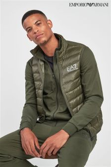 Emporio Armani EA7 Forest Night ID Packable Gilet