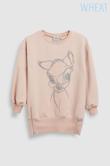 Wheat Girls Bambi Sweat Top