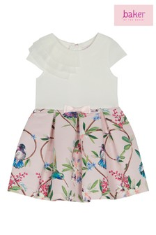 91b8496ee baker by Ted Baker Toddler Girls Mockable Dress