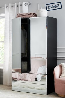 Sloane Collection Luxe Double Wardrobe