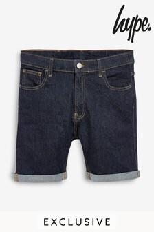 Hype. Denim Shorts