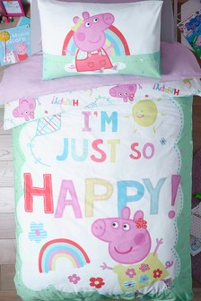 Peppa Pig™ Duvet Cover And Pillowcase Set