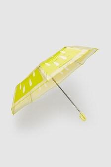 Parapluie à motif citron