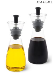 Cole & Mason Classic Oil And Vinegar Bottles
