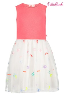 Billieblush Pink Skater Dress